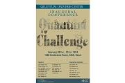 Quantum Universe Center (QUC) Inaugural Conference
